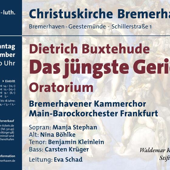 Plakat Buxtehude 2015