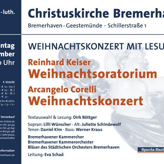 Plakat Keiser-WO 2011