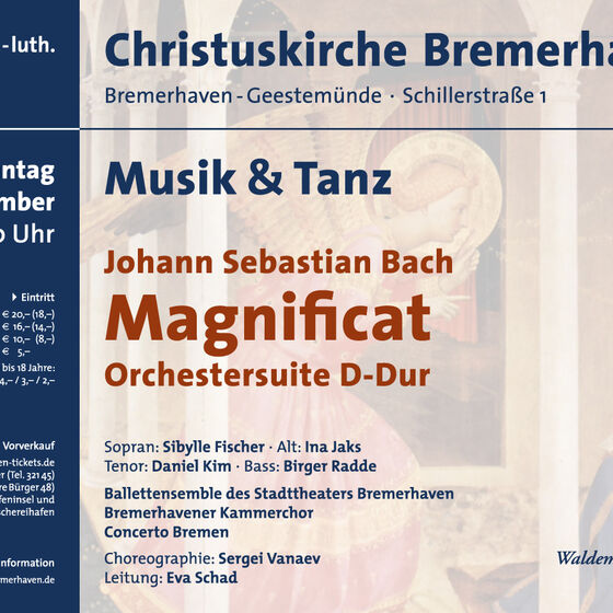 Plakat Magnificat 2012