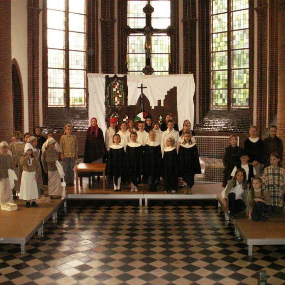 Das Geheimnis der Kathedrale 7.2007-2