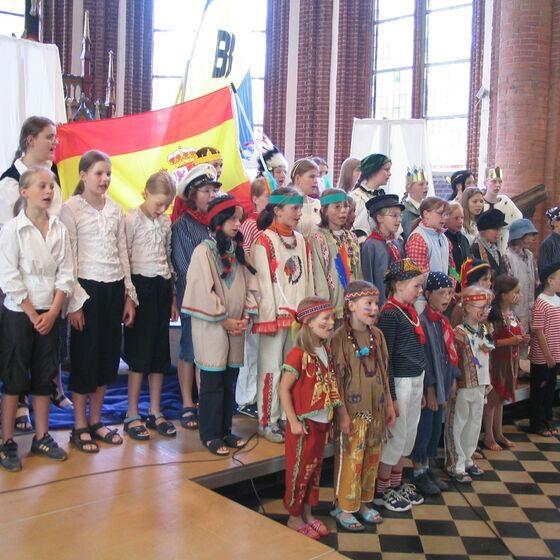 Die berühmte Reise des Kolumbus 7.2005-2
