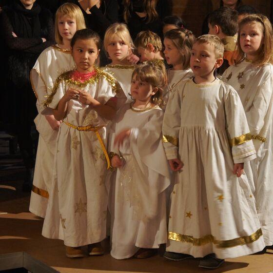 Hänsel und Gretel Christus-2014-2