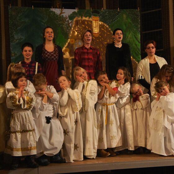 Hänsel und Gretel Christus-2014-6