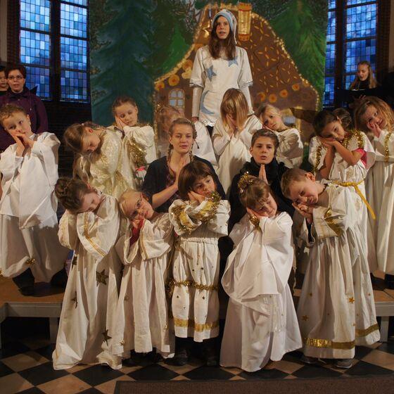 Hänsel und Gretel Christus-2014-05