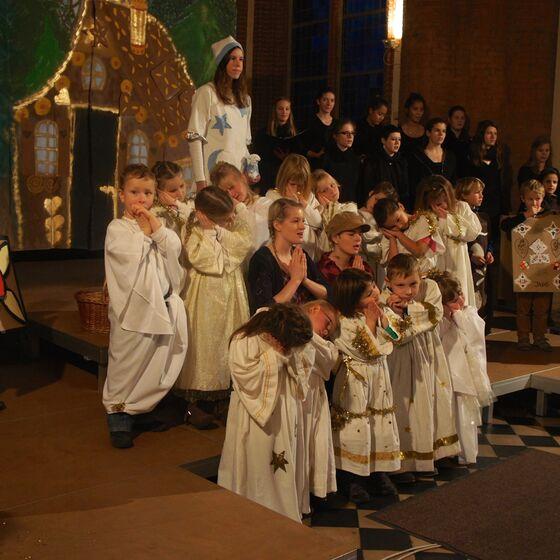 Hänsel und Gretel Christus-2014-06