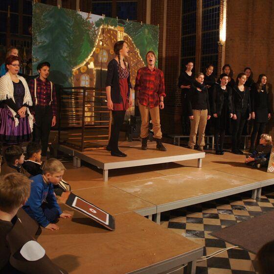 Hänsel und Gretel Christus-2014-09