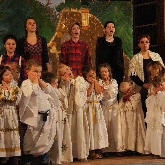 Hänsel und Gretel Christus-2014-11