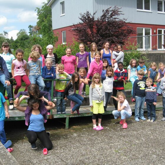 Kinderchor Drangstedt-6-2014