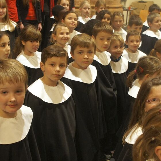 Knabenchor Advent 2013