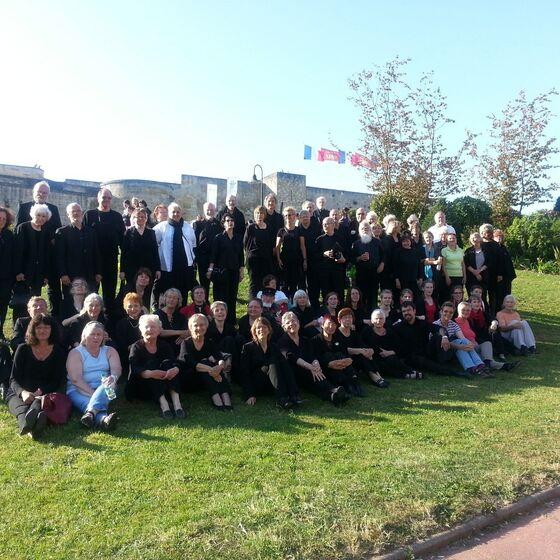 Frankreich 7.2013 Caen