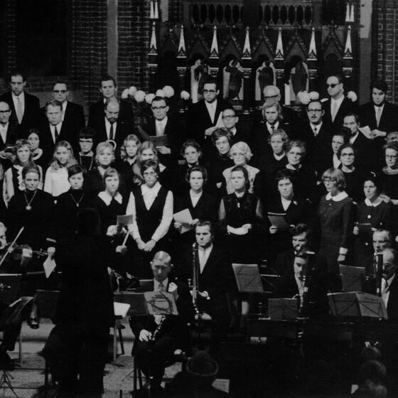 Stadtkantorei Requiem 1971