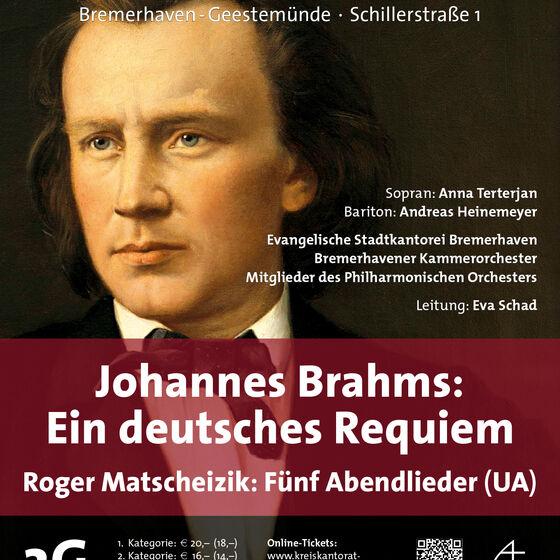 Plakat Brahms 2021