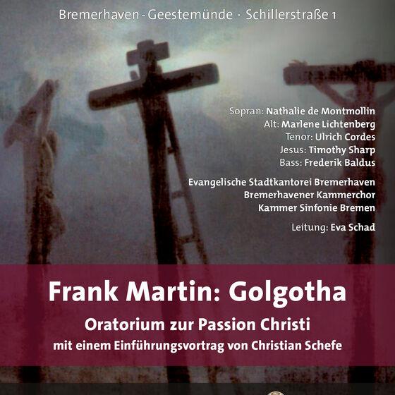 Plakat Golgotha 2019