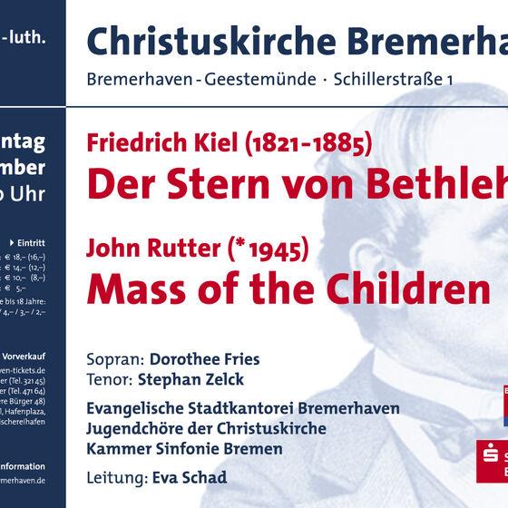 Plakat Kiel und Rutter 2011