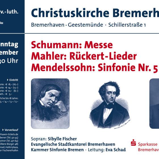 Plakat Schumann 2010
