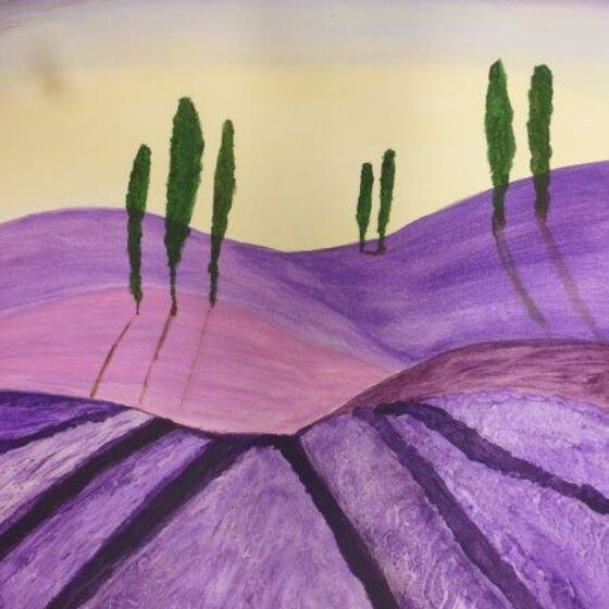 toskana lavendel