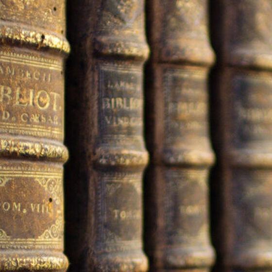 Historische Bücher