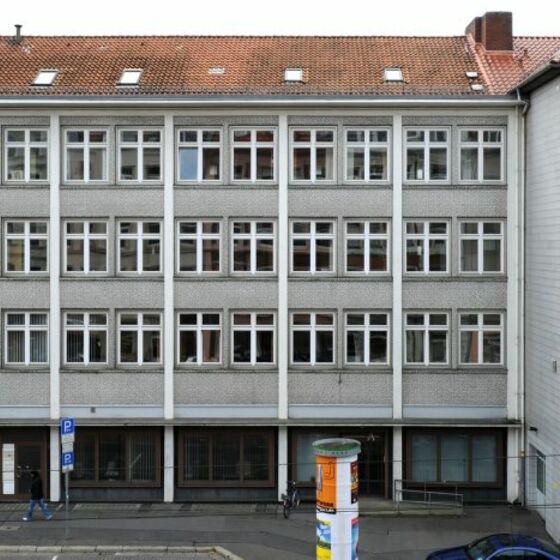 Gebäude Archiv