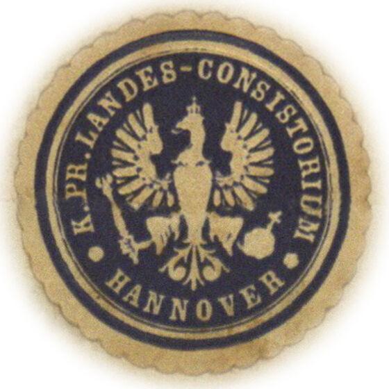 Siegel Landeskonsistorium