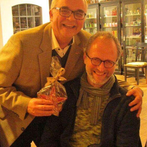 Wolfhardt und Jens