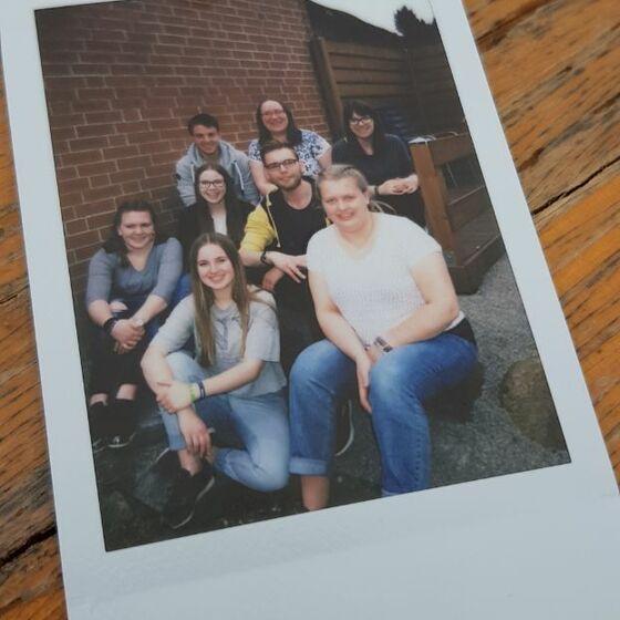Selfie Polaroid