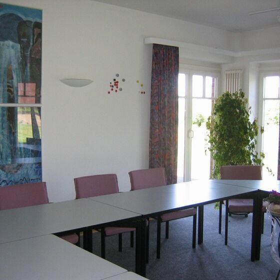 Koyahaus Lehrsaal