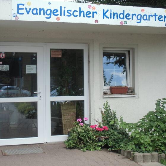 Eingang Kindertagesstätte