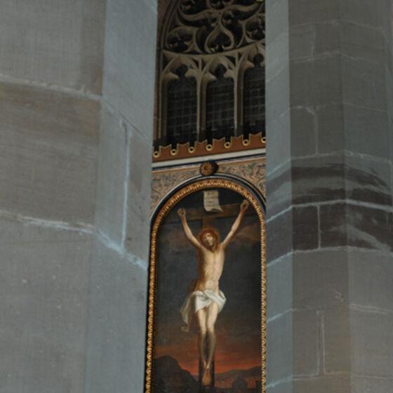 Kreuzigungsbild