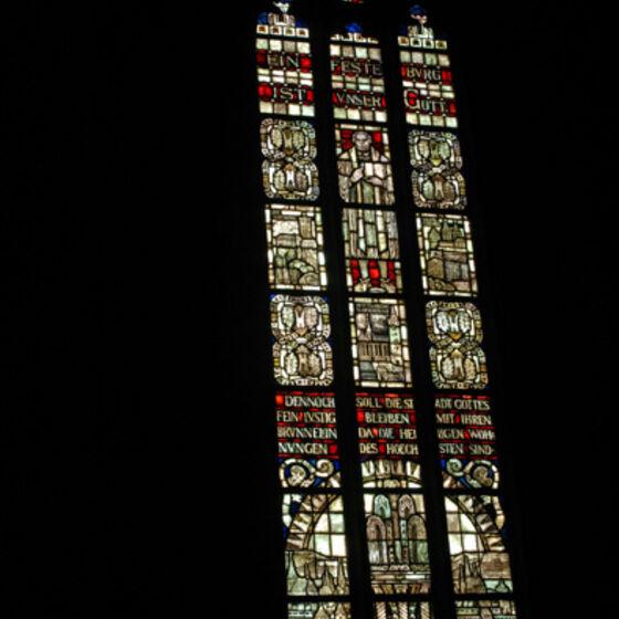 Das Lutherfenster