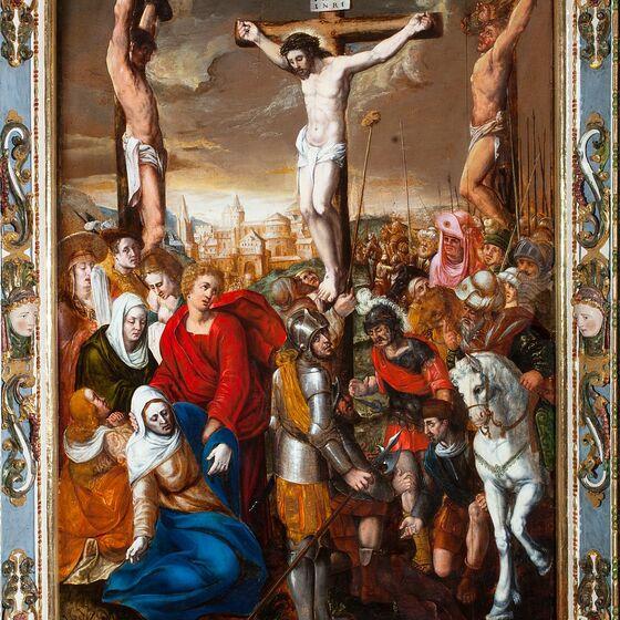 Christi Kreuzigung