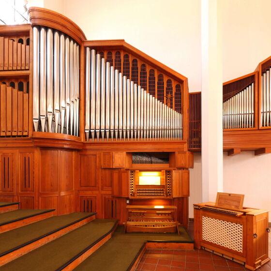 Orgel Christuskirche Wolfsburg 2015