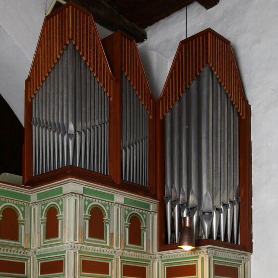 Orgel Annen Wolfsburg
