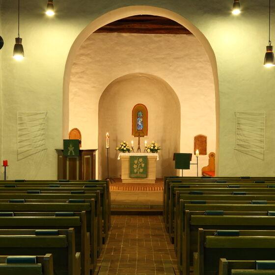 St Annen innen gross