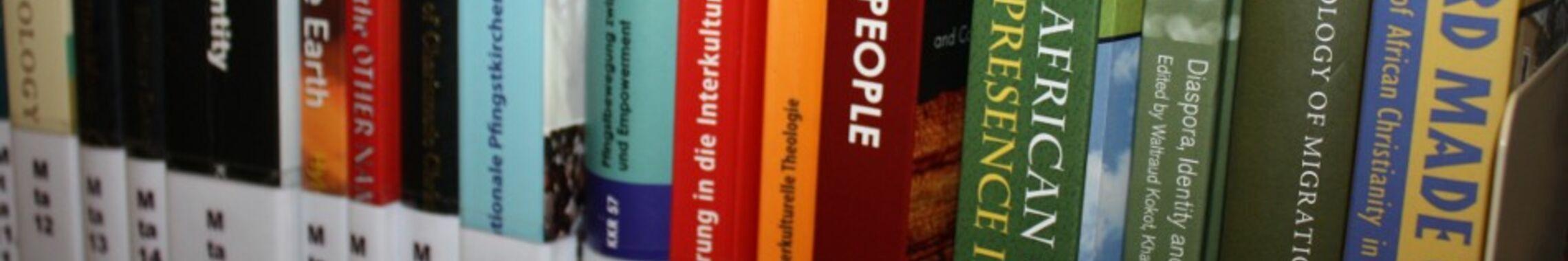 Kopfgrafik Bibliothek
