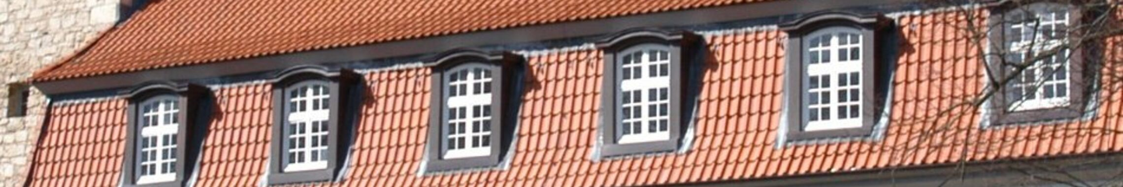 GvdW Fensterreihe - Kirche