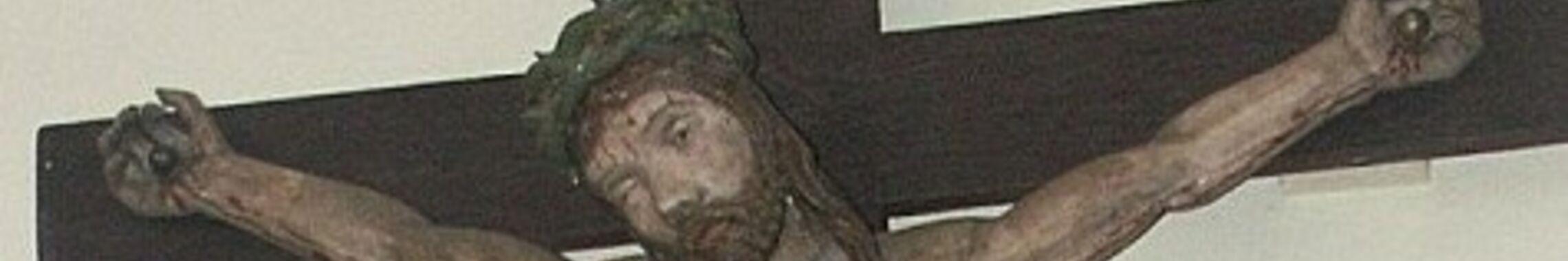 kreuzigungsgruppe jesusa