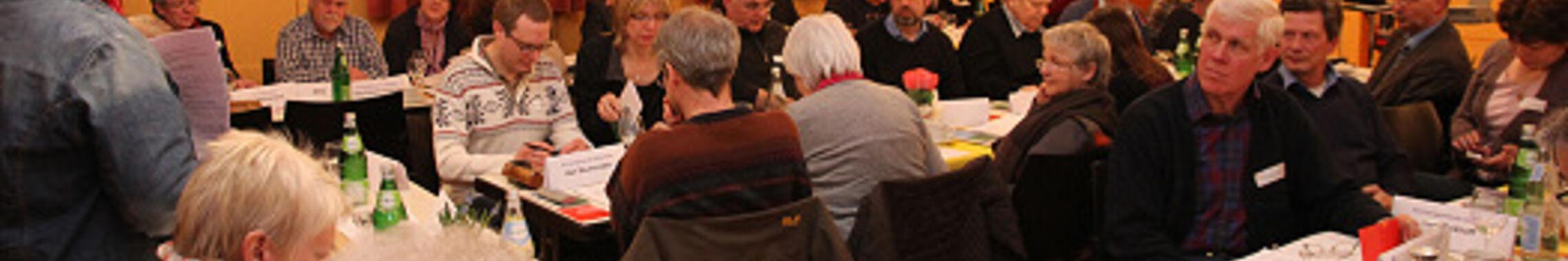 Kirchenkreistagsplenum