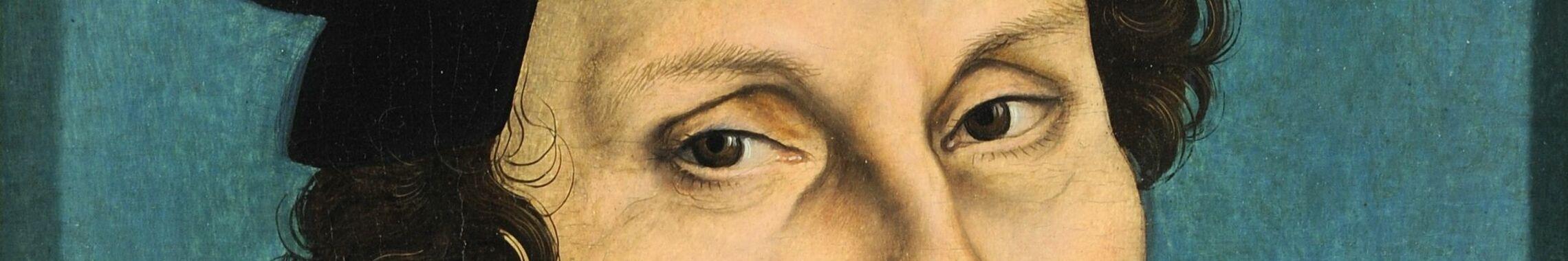 Lucas Cranach d.Ä. - Martin Luther, 1528