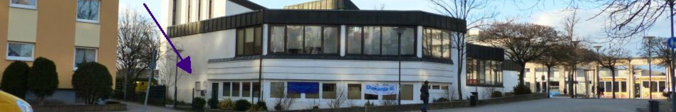 Kirchenkreissozialarbeit Süd - im Gemeindezentrum Bonhoeffer