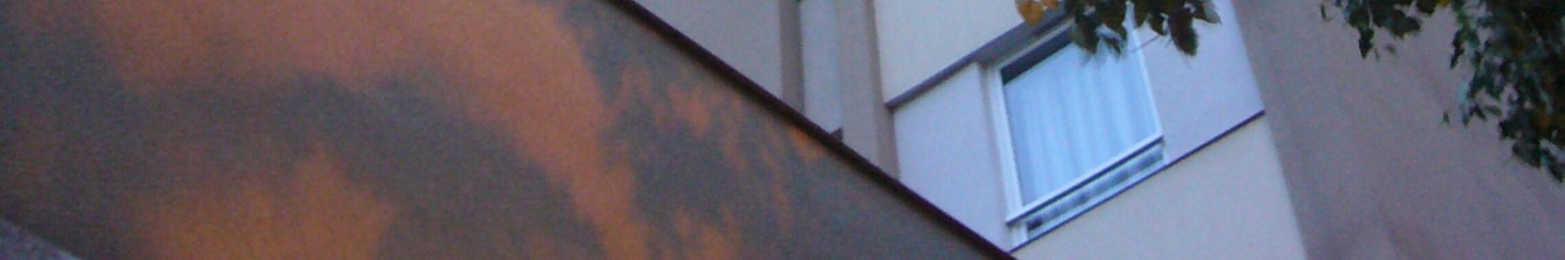 Hochhausfenster