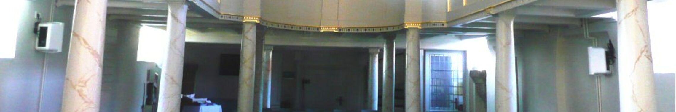 Innenraum Kirche Holle