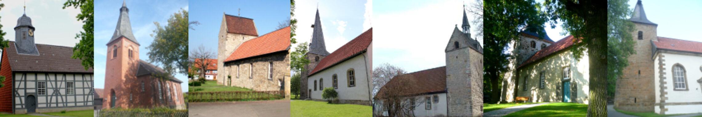 Header alle Kirchen