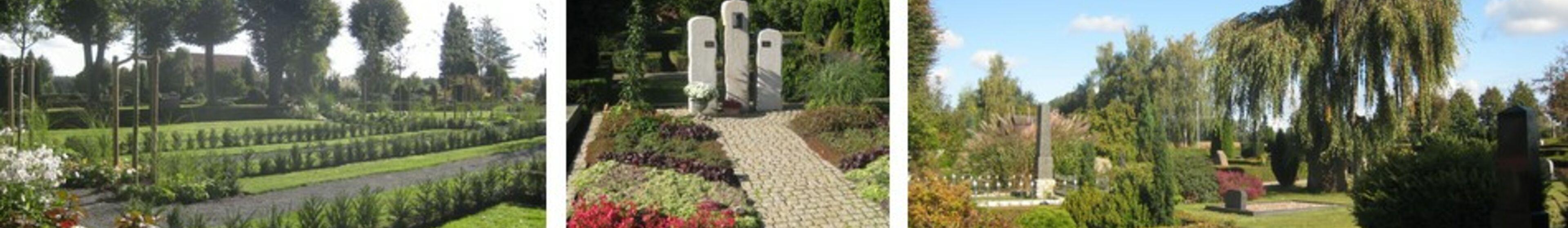 Banner Friedhof Meinerdingen alter Fh-Teil