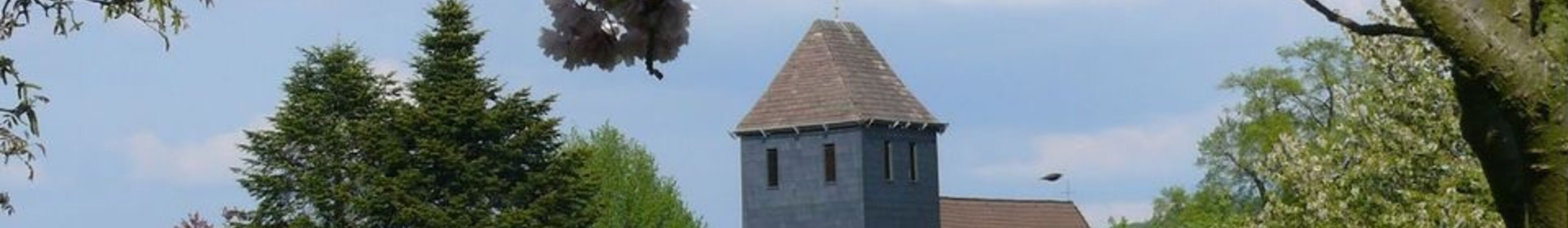 Kirche schmal