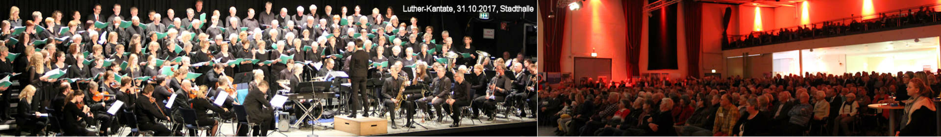 31.10.2017 Luther-Kantate