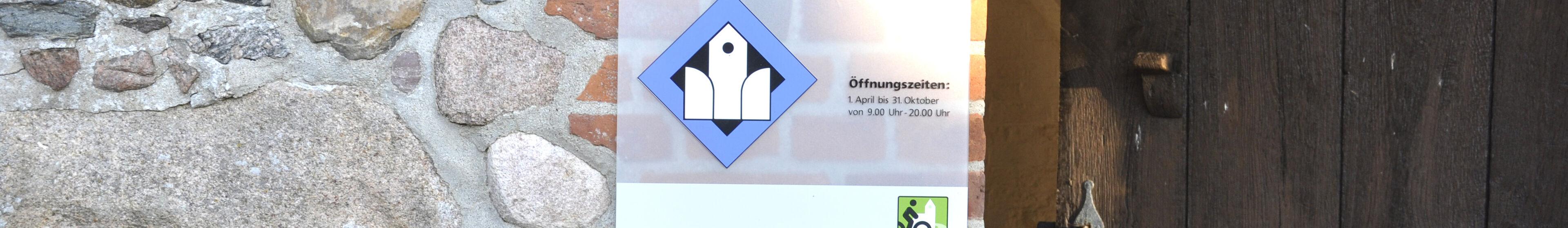 Radwege-Signet kirche kopfbild cordes