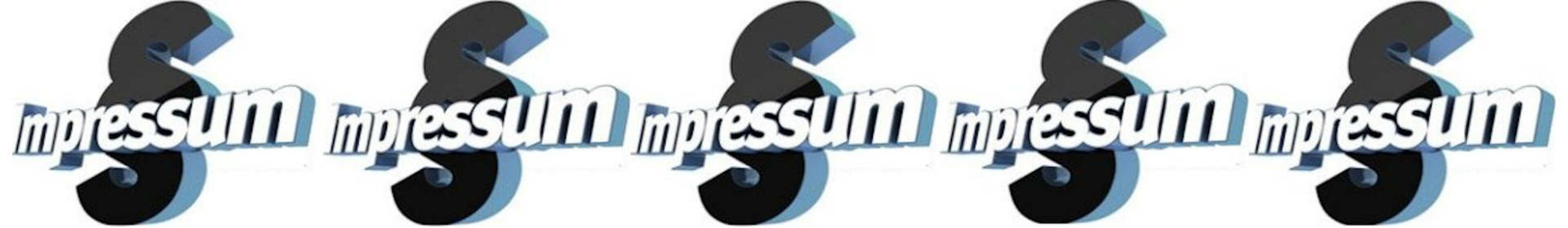 Logo Impressum
