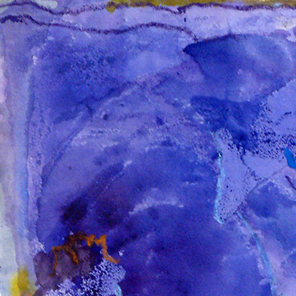 Liturgische Farbe Violett - Bild von Erich Grün