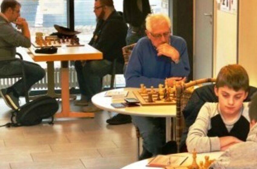 Schach im Familienzentrum Plus