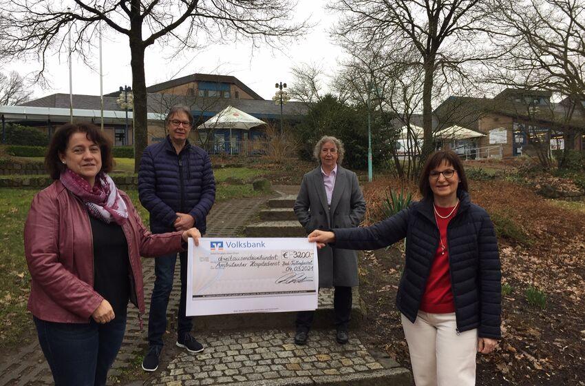 Rotary Club Walsrode unterstützt die Aus- und Fortbildung von Ehrenamtlichen im Ambulanten Hospizdienst Walsrode